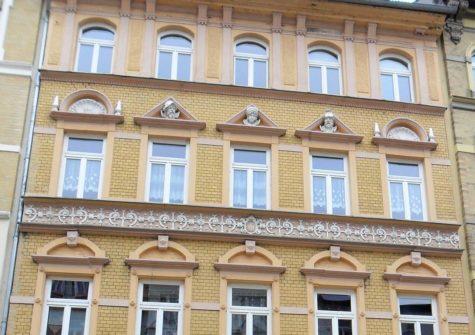 2-Raumwohnung in der Innenstadt Weißenfels