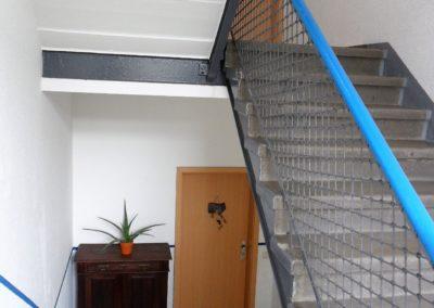 Ansicht Treppenhaus