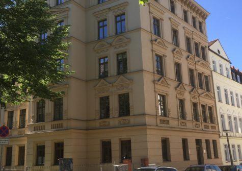 2-Raumwohnung im Paulusviertel von Halle