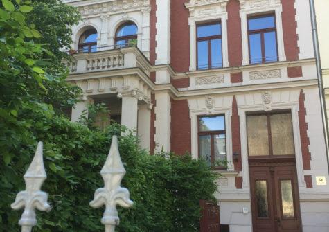 4-Raumwohnung im Paulusviertel Halle