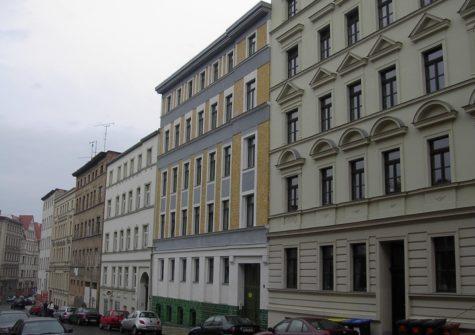 2-Raumwohnung Südliche Innenstadt von Halle