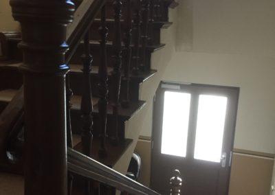 1042 Detail Treppenhaus