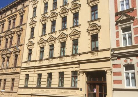 3-Raumwohnung im Paulusviertel Halle