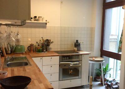 Küche mit EBK EG rechts